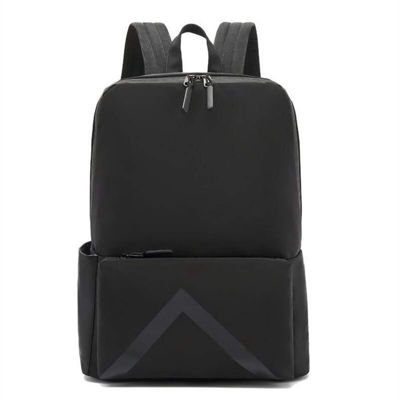 2021 New Leisure Laptop Backpack Fashion Travel Business Backpack Multi-function Simple Waterproof Backpack  Student Backpack institute 2016 original rivet double shoulder the new tide leisure backpack fashion wind weave backpack travel