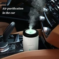 Humidificateur dair pour la maison  le bureau et la voiture  Nano Spray muet  diffuseur dhuile essentielle et darome pour voiture