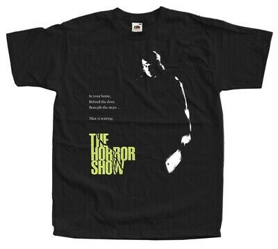 T-Shirt avec affiche de film d'horreur de James Isaac V1, 1989