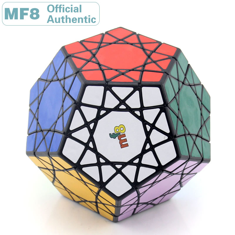 mf8 dodecahedron redbud magic cube bauhinia twisty puzzle speed rubiks cube educational toys gifts for kids children MF8 Sunminx Megaminxeds Magic Cube 3x3 Sun Dodecahedron Starminx Professional Speed Puzzle Educational Toys For Children