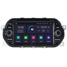 "7 ""IPS Android 10 GPS para coche estéreo para Fiat Tipo Egea Dodge neón Auto Radio DVD navegación CarPlay WiFi Bluetooth cámara de estacionamiento"