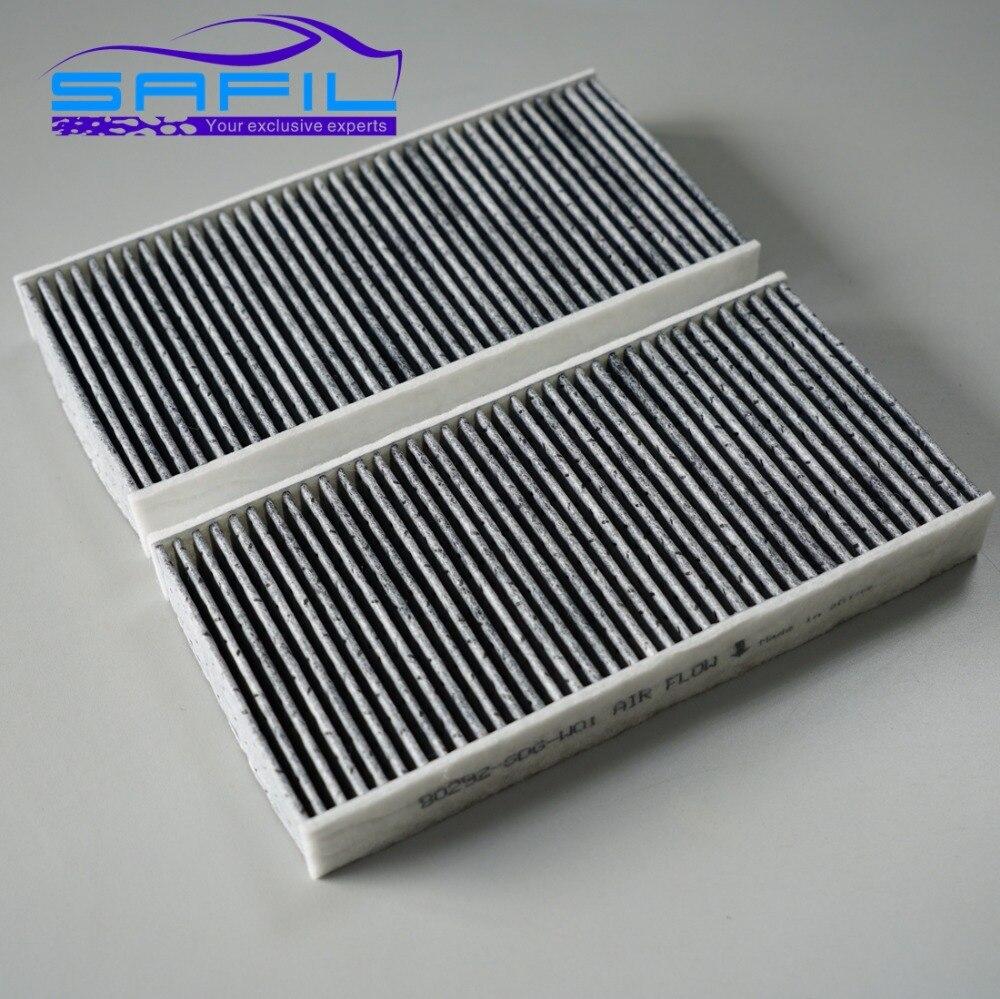 Cabin Filter For Honda Civic / CR-V / FR-V / Stream Accessories OEM 80292-STA-003 OEM: 80290-ST3-E01 #LT70C