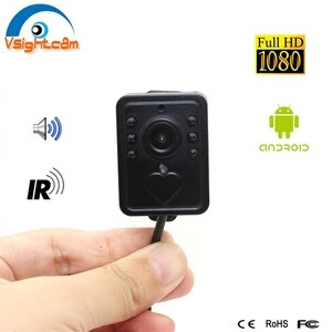 1.8mm Lens Portable With Clamp Security OTG USB Camera 1080P Full HD Audio Mini IR Surveillance Camera For Android Moblie Phones