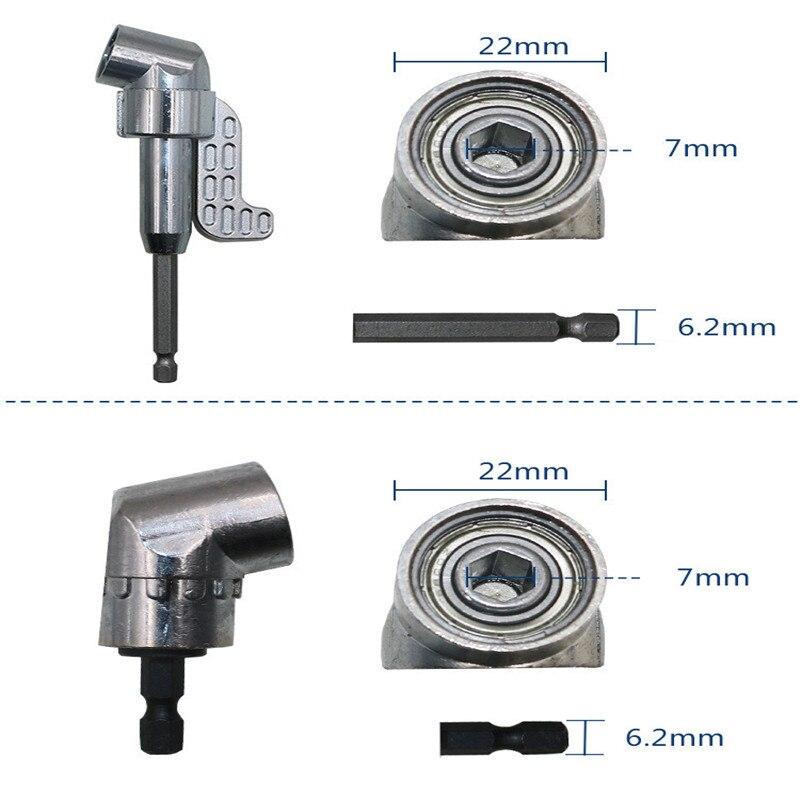 Set di cacciaviti ad angolo di 105 gradi chiave dinamometrica - Utensili manuali - Fotografia 6