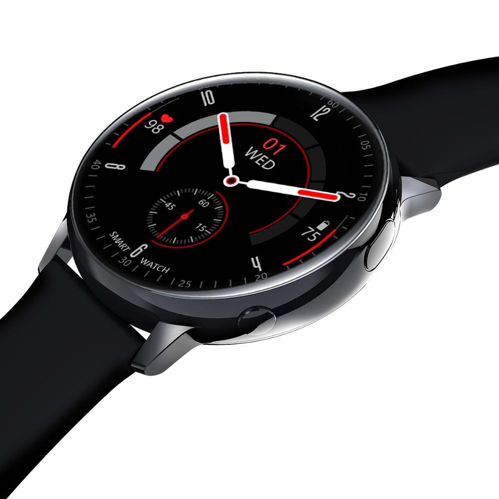 Smart watch torntisc sg2, masculino e feminino, com verificações de atualização, de s20 ecg 390*390, full hd, tela touch screen ip68 smartwatch à prova d água