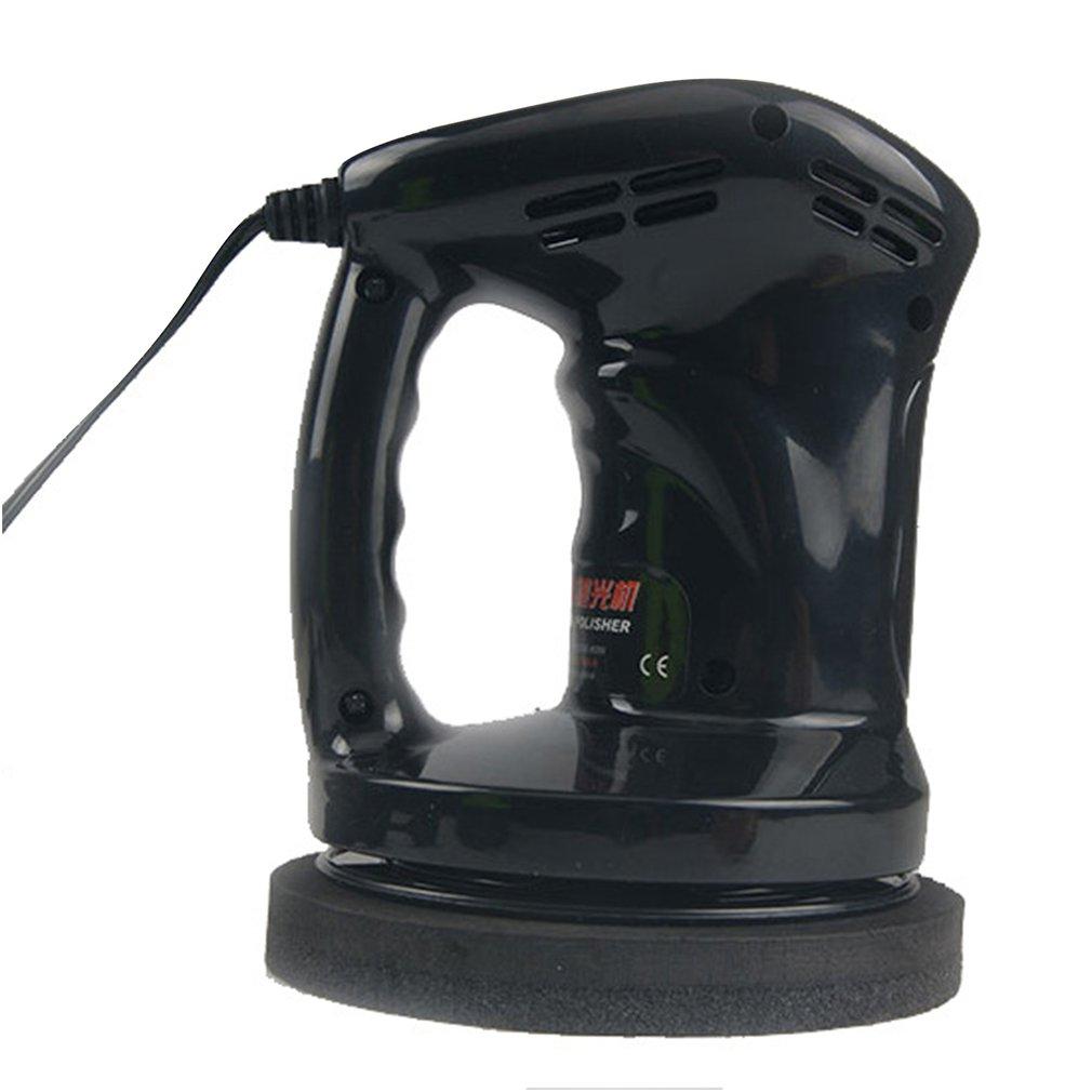 Sander elétrico portátil para veículos, 12v 40w, máquina de polimento do carro, tampão encerado, kit de ferramentas de limpeza