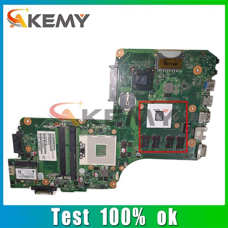 AKEMY لتوتوشيبا الأقمار الصناعية C55 C50-A 6050A2557301 SR17D N14M-GL-S-A2 اللوحة الأم اختبار كامل 100% العمل