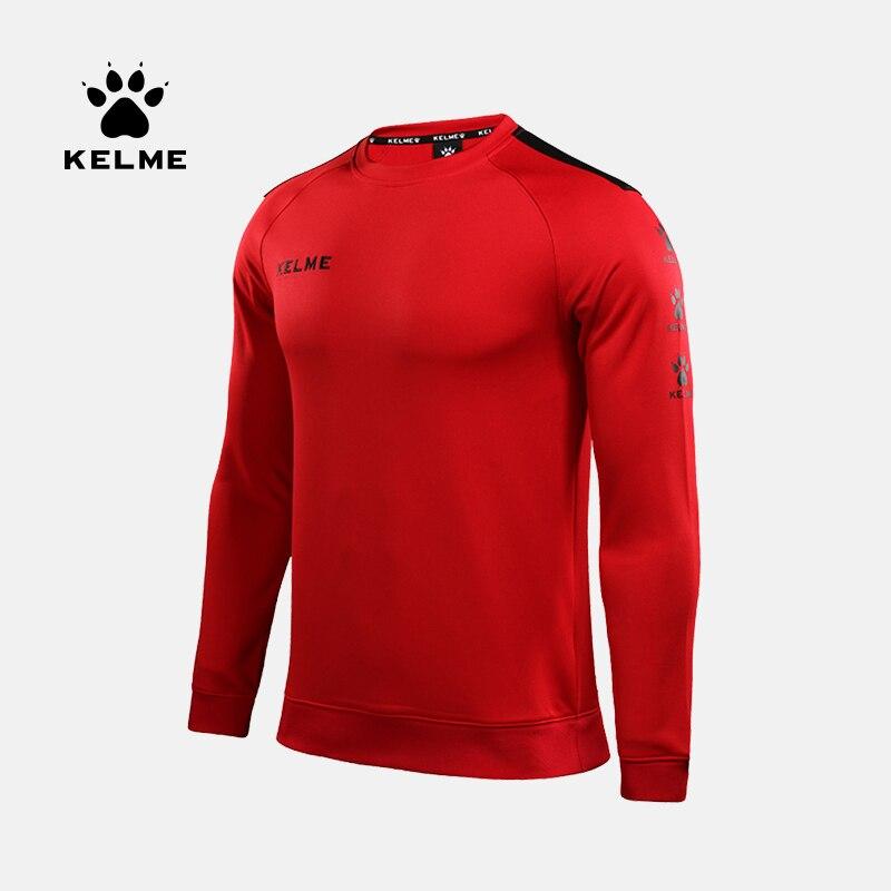 KELME Sport Sweatshirt Männer Pullover Übung Frühling Herbst Langarm Training Hemd 3871502