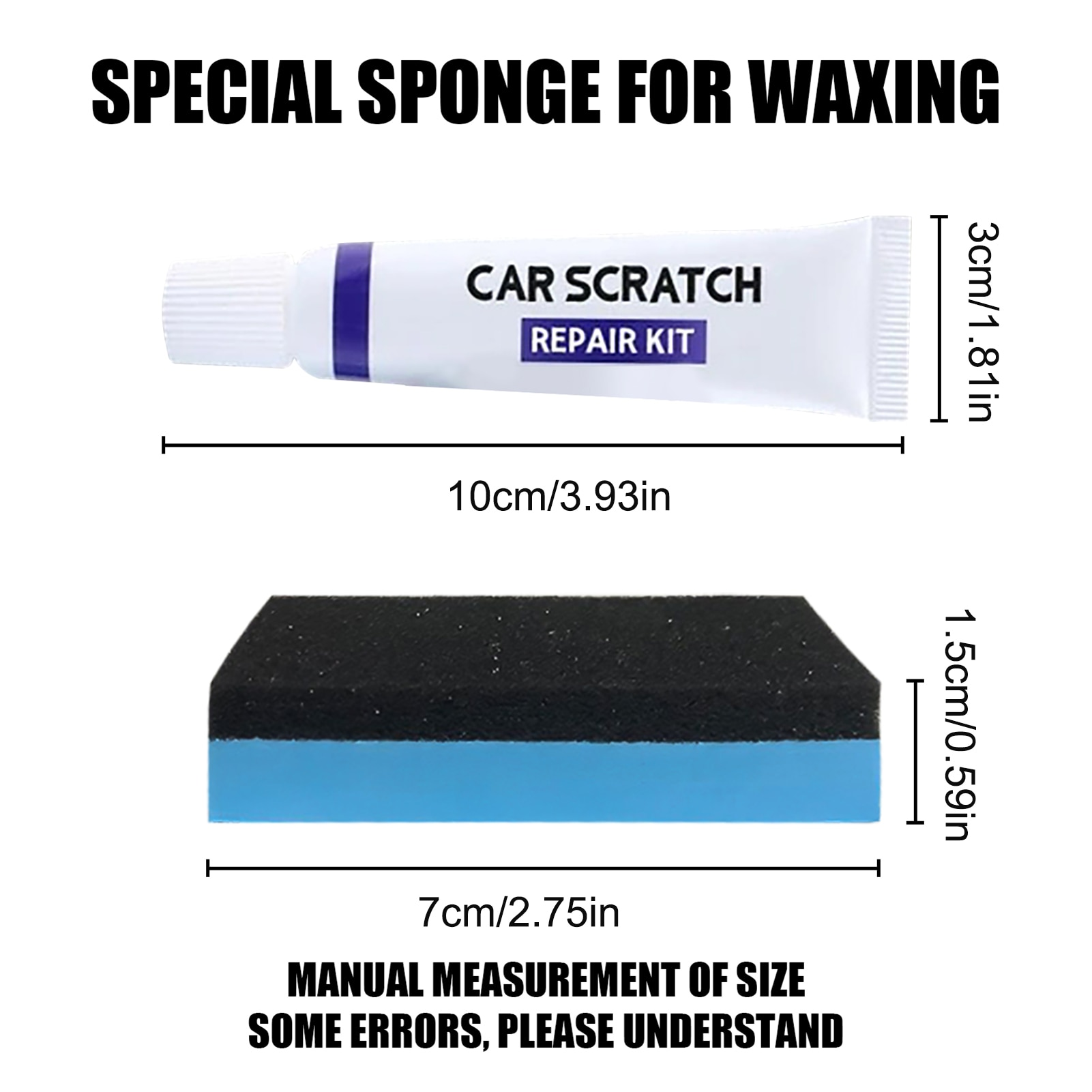 AliExpress - 15G Polishing Compound Wax Car Scratch repair cream Paint care Scratches Remove Grinding Auto Styling Maintenance Accessories