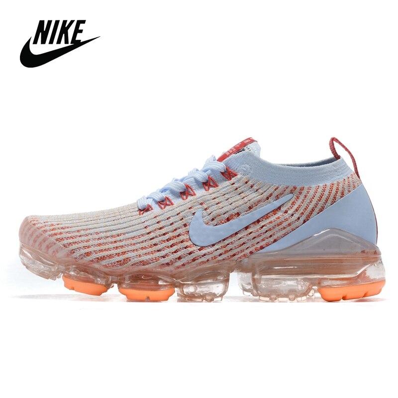Zapatillas Nike Air VaporMax 3,0 2019, cojín atmosférico, zapatos para correr salvaje, talla 36-39, color rosa AJ6910-400