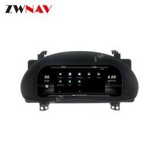 """12,3 """"LCD Android 9 Für Toyota Carola 2014 2015 2016 2017 Auto Instrument Dashboard Display Kopf Einheit GPS Navigation multimedia"""