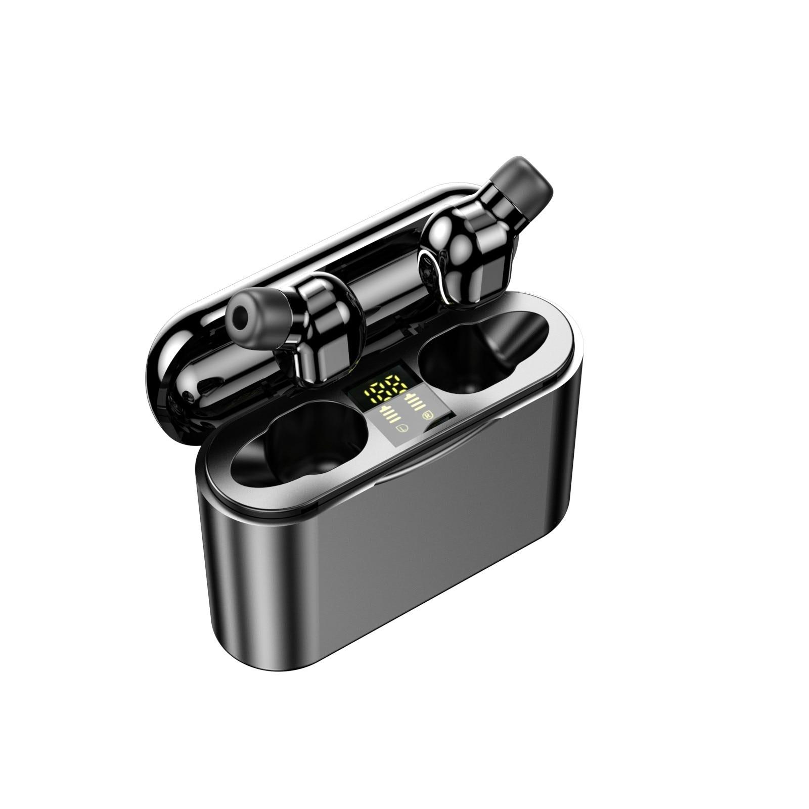Bluetooth 5.0 fone de ouvido sem fio mini fones estéreo auricular inalambrico ecouteur sans fil