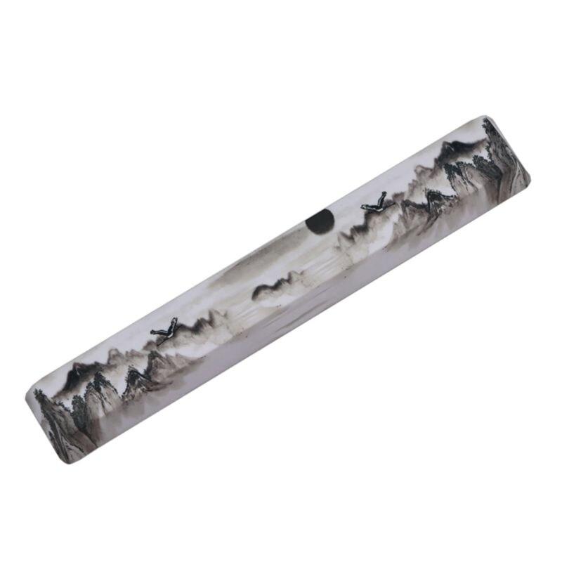 Tecla SpaceBar 6,25u PBT cinco lados Dye-Subbed Spacebar OEM perfil espacio Bar Keycap para DIY Teclado mecánico reemplazo