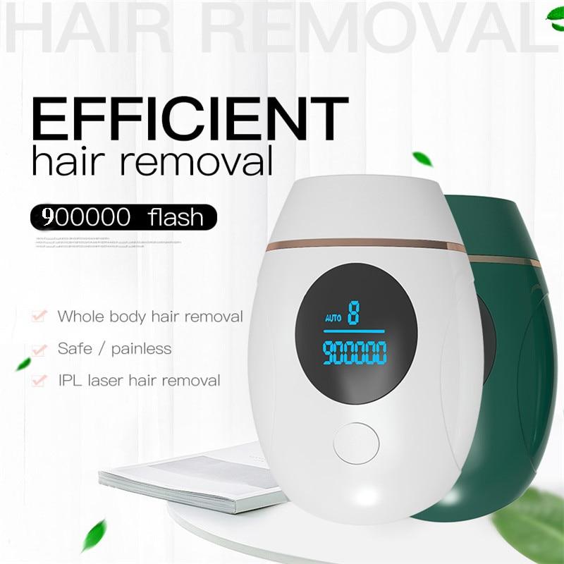 maquina permanente da remocao do cabelo do ipl depilador a laser para as mulheres