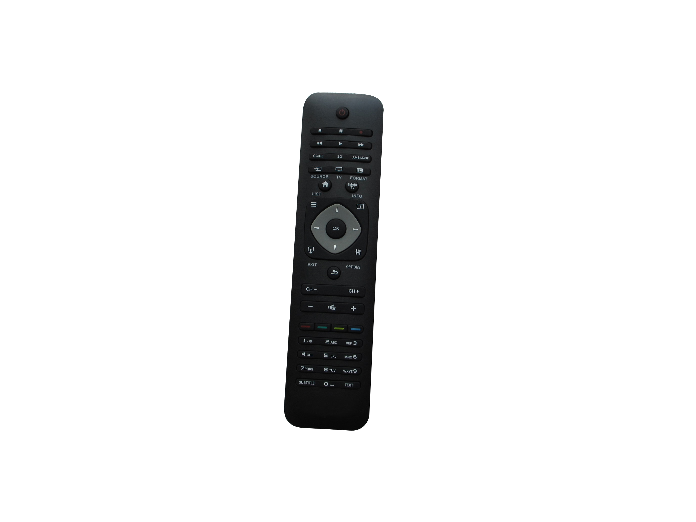 Controle remoto para philips 32pfl4027h/12 37pfl4007h/12 32pfl4027k/12 32pfl4037h/12 32pfl4037k/12 smart 3d led hdtv