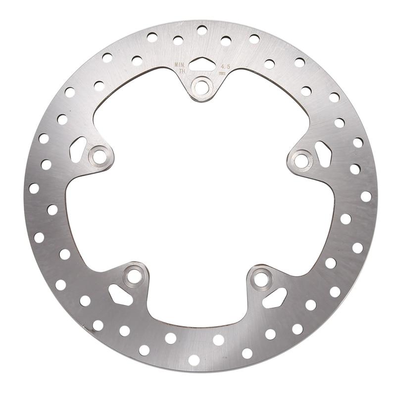 Disco de freno trasero de la motocicleta para R1200GS 2004-2012 R1200RT 2005-13 R1200S 2006 2007 Freno de Rotor