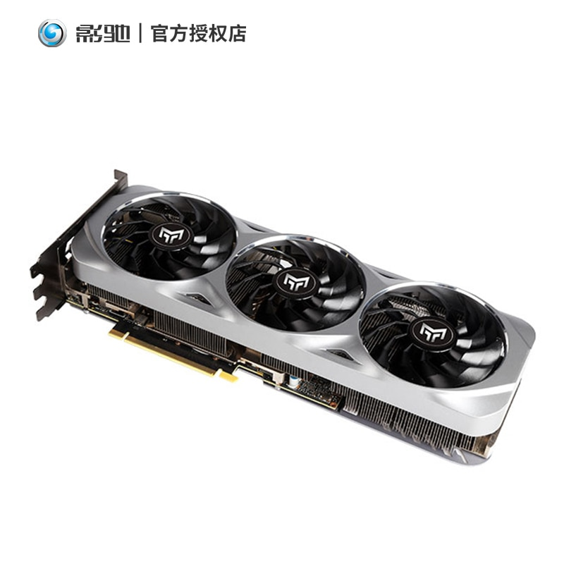 The Galaxy/GeForce 3080 metal RTX master OC N CARDS/e-sports game graphics / 320 - bit