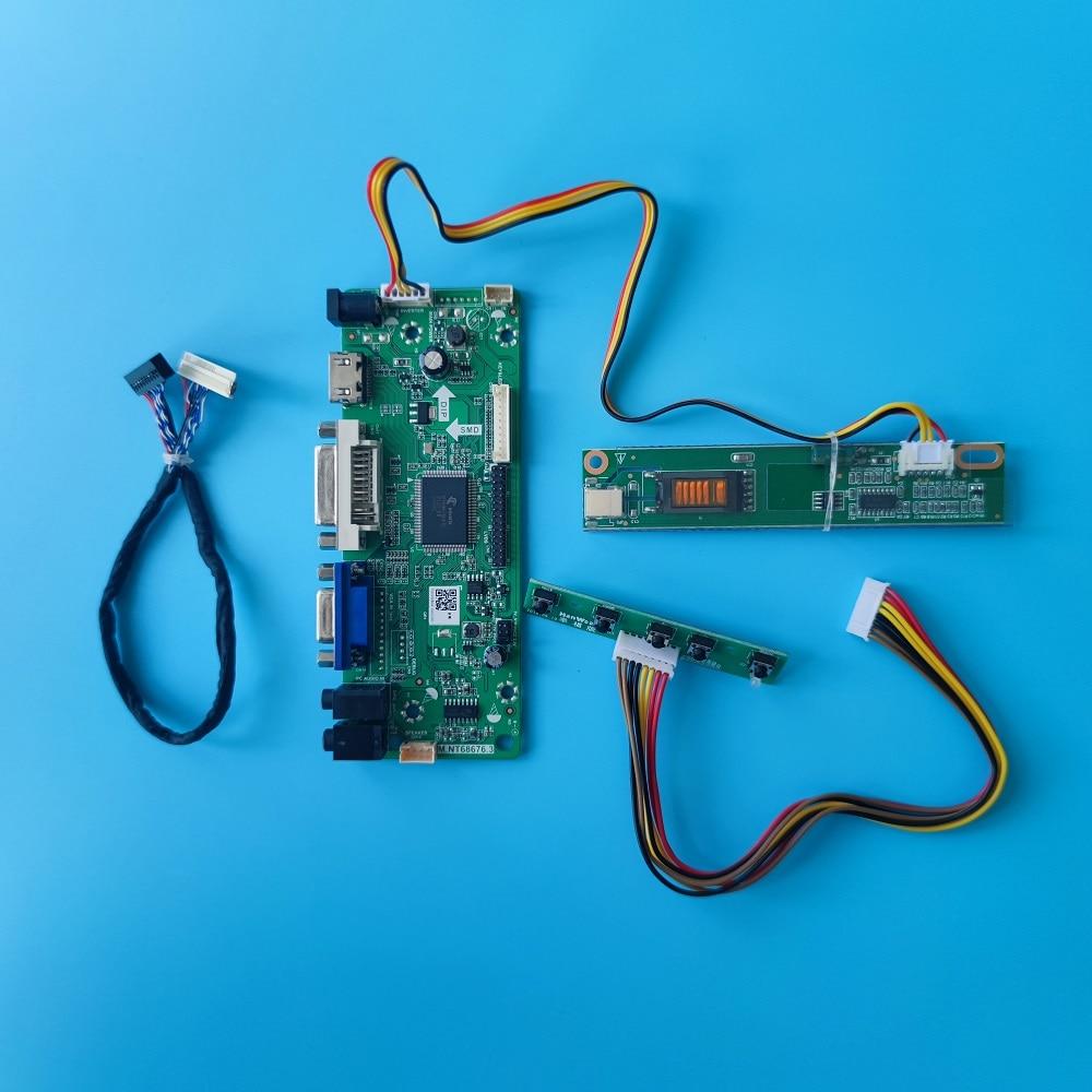 HDMI-متوافق مع B133EW01 V8/V7/V6/V5/V9/V4 LCD DVI سائق عدة لوحة تحكم M.NT68676 VGA 30pin ل 1280*800 لوحة رصد