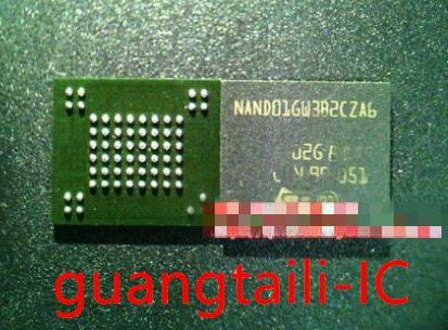 1 Uds NAND01GW3B2CZA6 NANDO1GW3B2CZA6 1GW3B2CZA6 BGA63 memoria Flash nuevo stock original