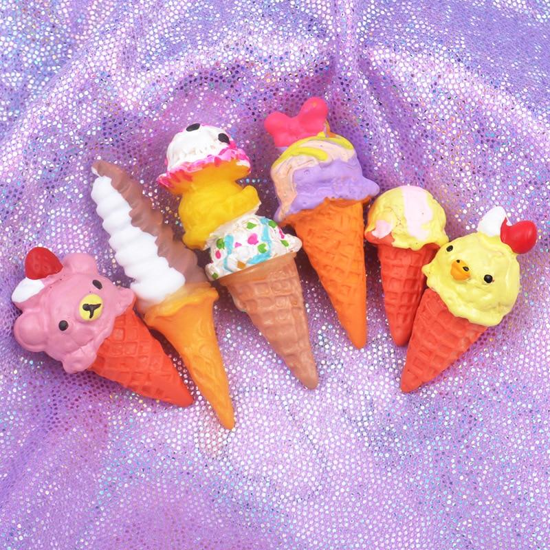 8 pçs 112 casa de bonecas em miniatura comida boneca re-ment resina sorvete alimentos para blyth ob11,1/6 bjd boneca acessórios brinquedos de cozinha