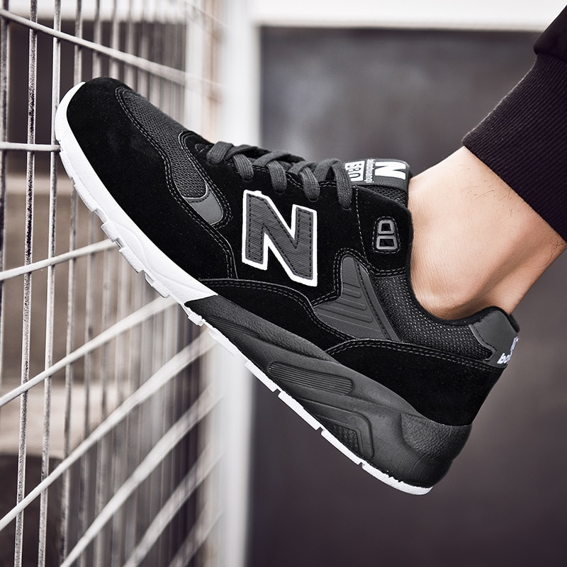 Retro N word logo sports shoes outdoor hiking casual shoes New boonirr580 hiking shoes