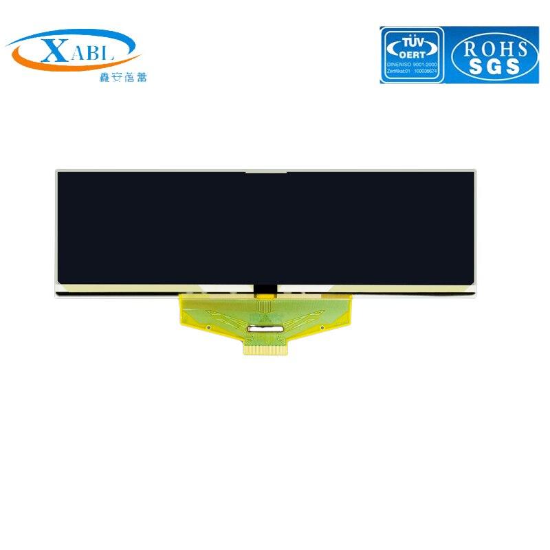 XABL 5.50 بوصة OLED وحدة القرار 256*64P OLED وحدة عرض SSD1322 SPI مصنع المخرج حجم مخصص