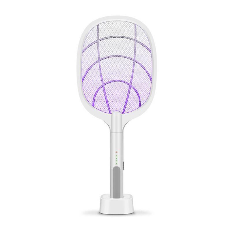 3000V električno ubojica komaraca s UV lampom USB 1200mAh baterija - Vrtni proizvodi - Foto 3