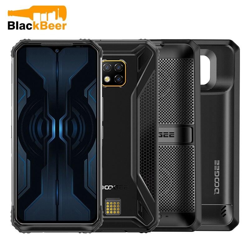 Перейти на Алиэкспресс и купить DOOGEE S95 Pro 6,3 дюйма 1080*2160 прочный смартфон IP68 MTK Helio P90 мобильный телефон 8 ГБ 128 Гб мобильный телефон 48MP AL тройные камеры