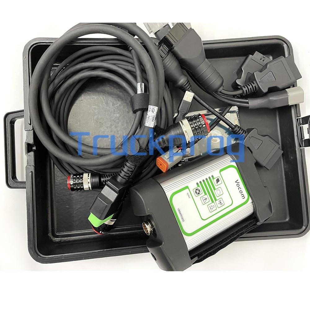 Для volvo penta диагностический инструмент для volvo penta промышленный двигатель/морской двигатель диагностический инструмент VODIA5 EPC в HDD