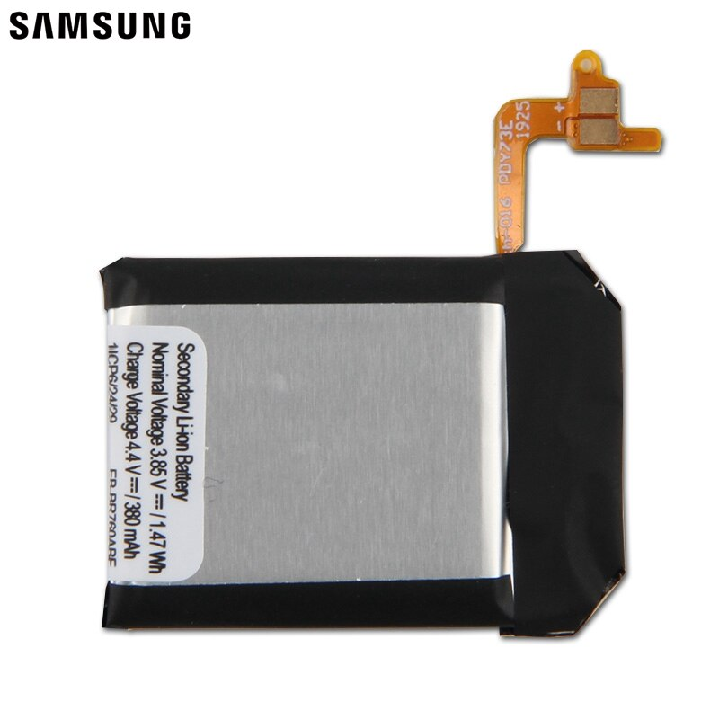 Battery EB-BR760ABE For Samsung Gear S3 Frontier / Classic SM-R760 SM-R765 R770 S2 3G R730 S2 Classic R720 S4 R810 R800 S R750 enlarge