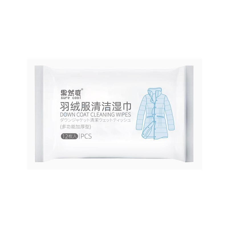 Riding Down Jacket Cleaning Wipes Disposable Wipes After Washing Decontamination Wet Paper Wipes Cleaning Agent Water Free Wipes недорого