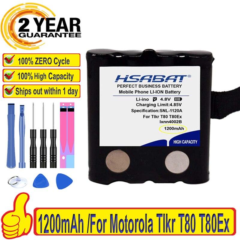 Top Marca Pro Bateria para MOTOROLA TLKR IXNN4002B T80 T80Ex XTR446 XTB446 XT180 XTK446 TLKR T61 T81 T5 T6 T7 T8 T50 T60 Rádio