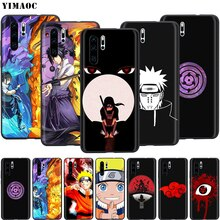 Yimaoc Sasuke Naruto Siliconen Case Voor Huawei Mate 10 P8 P9 P10 P20 Lite Pro P Y7 Y9 Smart Mini 2017 2018