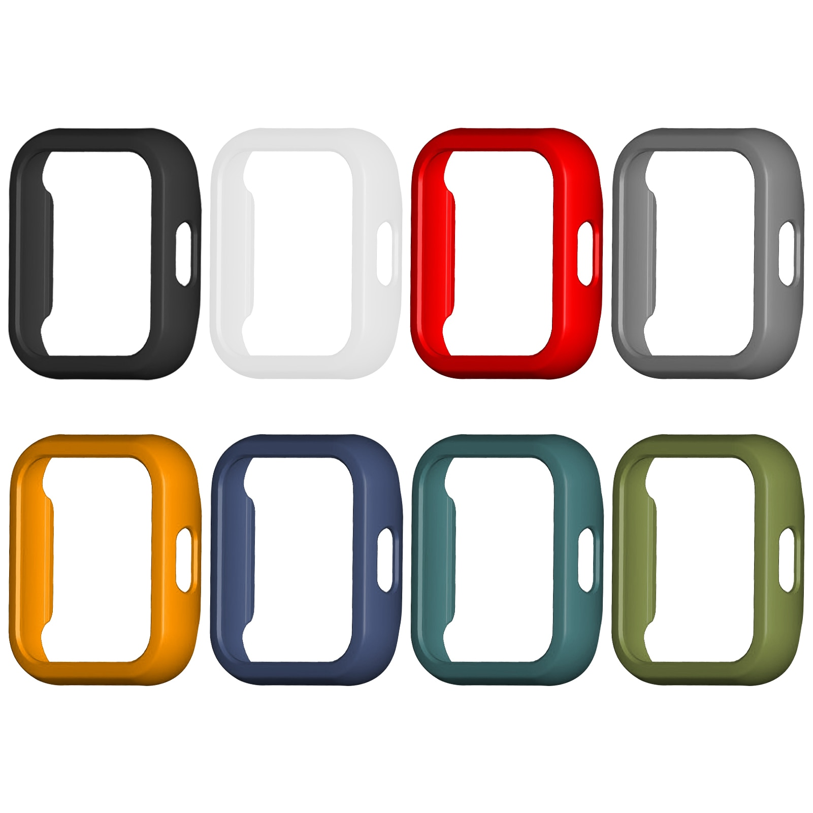 Protective Case For Smart Watch Hard PC Case Slim Skin Cover For MI Watch Lite For Realme Watch Smart Wearable Accessories Hot