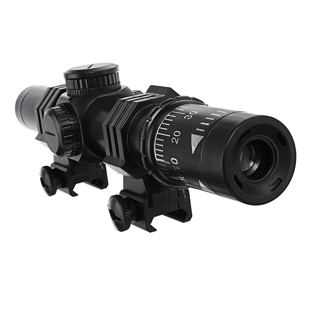 8X Red Dot Sight Magnifier Scope Primary Hunting For Gel Ball Blaster Summer Hot Sale Toy