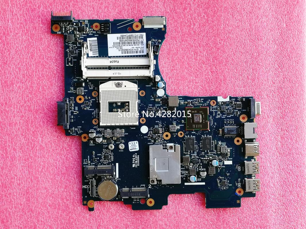 شحن مجاني ل HP M4 242-G2 اللوحة المحمول 743705-601 743705-001 743705-501 6050A2593301 لوحة النظام rPGA947 100% اختبار