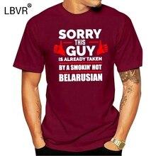 آسف غي بالفعل التي اتخذتها الساخن البيلاروسية روسيا البيضاء الرجال المحملة قميص 2020 الأسود الجدة الرجال التي شيرت قصيرة الأكمام أوم عالية الجودة