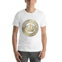gott mit uns german propaganda t shirt gold crown mens short sleeve t shirt