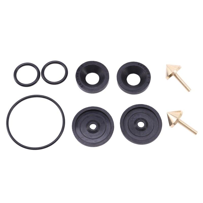 Kit de reparación de válvula de Control de calentador para BMW E39, E38, E53, E34, E32, E31, E65, E66, E60, E61
