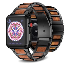 Luxury Watchband Strap for Apple Watch for Apple Watch Band 44mm 40mm 42mm 38mm for Iwatch 6 5 4 3