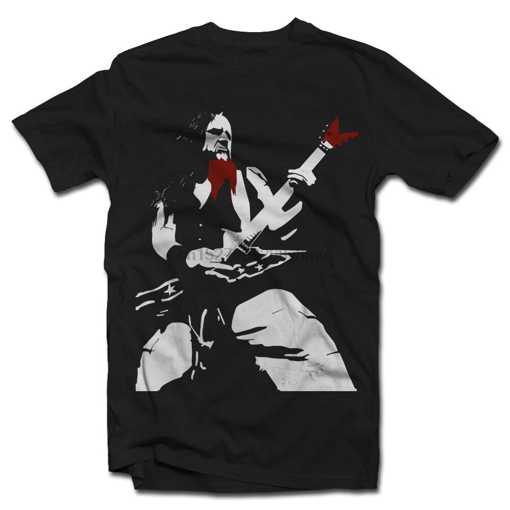 Dimebag Darrel Pantera Band camiseta hombres mujeres Unisex camiseta de música todas las tallas S-3XL