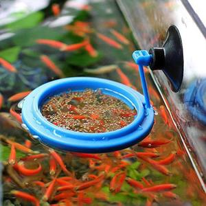 Aquarium Floating Feeder Aquarium grass tank fish tank aquatic fish suspension feeding ring feeding device floating feeding ring