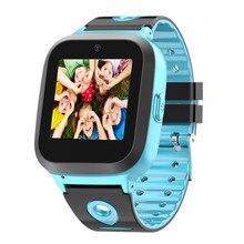 2G GPS телефон часы дети GPS трекер sos вызов Камера LBS расположение IP67 Водонепроницаемый большой Батарея дети умные часы Q27 микро сим карты