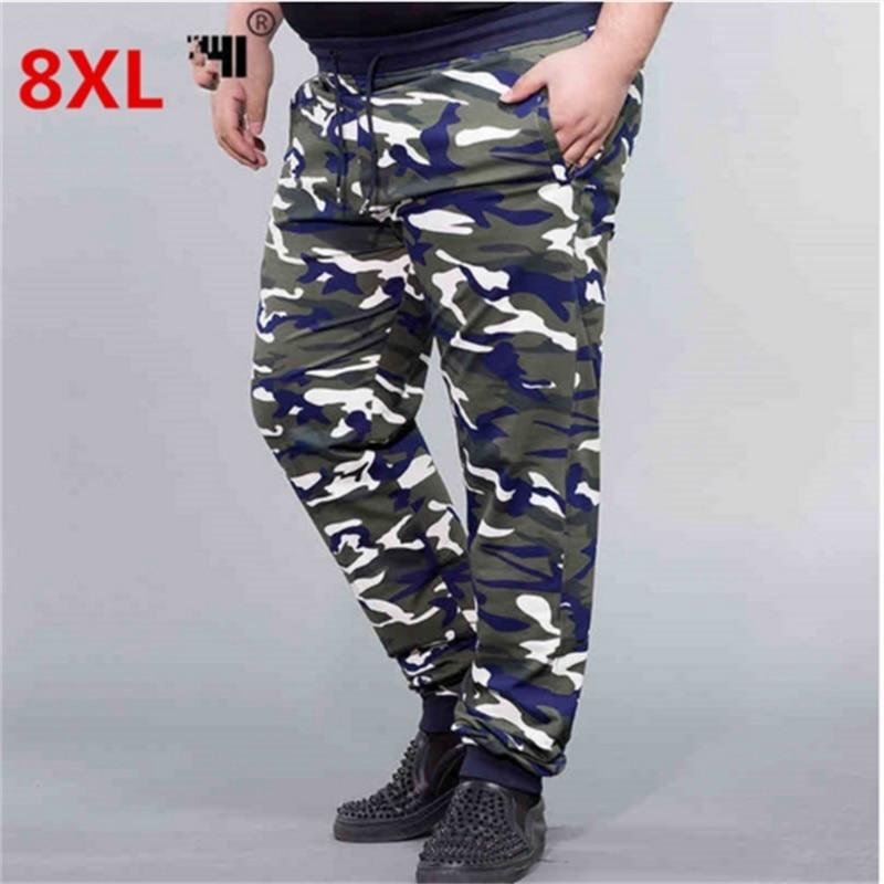 بدلة رياضية للرجال ، بدلة رياضية عالية الجودة ، ملابس كمال الأجسام ، غير رسمية ، مموهة ، 10XL 8XL 6XL 5X