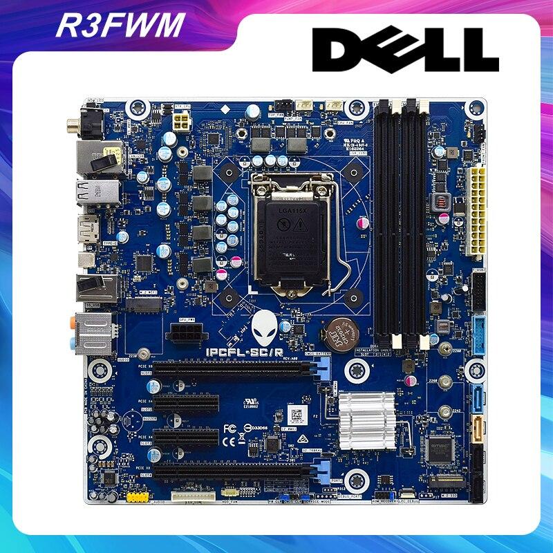 R3FWM para DELL ALIENWARE AURORA R8 IPCFL-SC/R de escritorio se placa base...