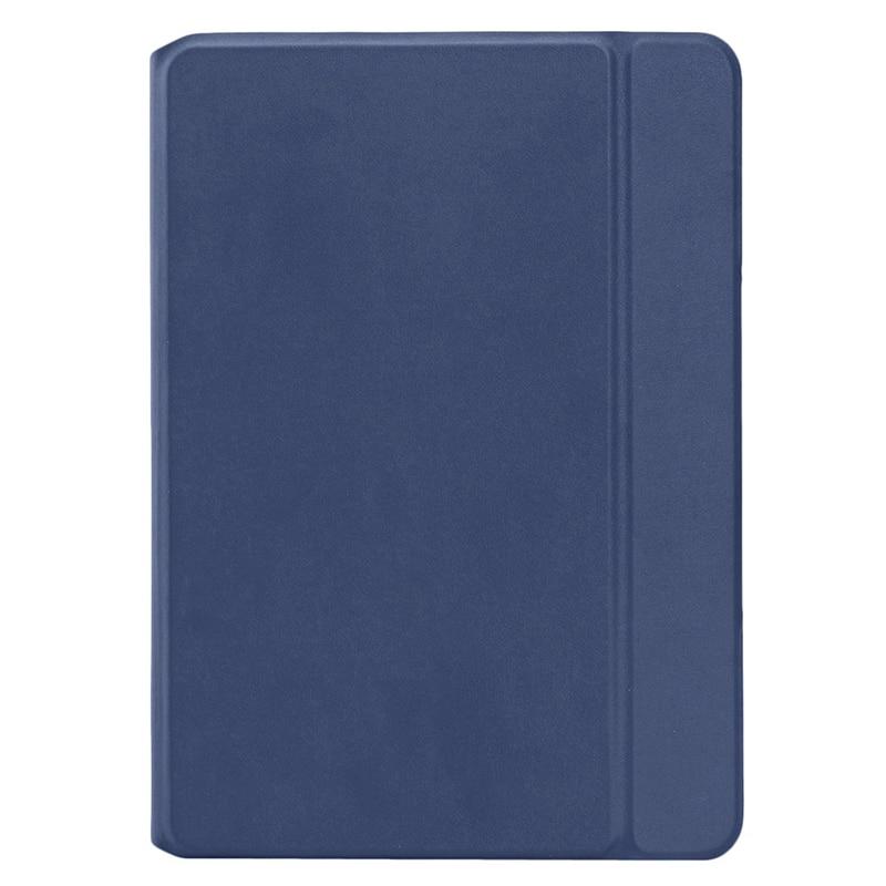 Ultra-Thin Flat Bluetooth Keyboard Case for 10.5 inch Ipad Air3 / Pro10.5 - Blue
