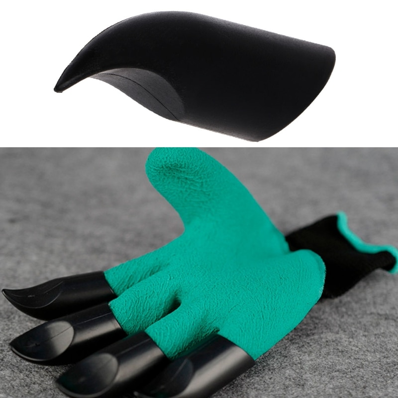 Plastic Claws Gloves Supplies Garden Plant Digging Protective Safety Party Decor L5YE