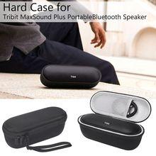 Reemplazo EVA Hard Travel Case funda bolsa caja para Tribit MaxSound Plus Altavoz Bluetooth inalámbrico