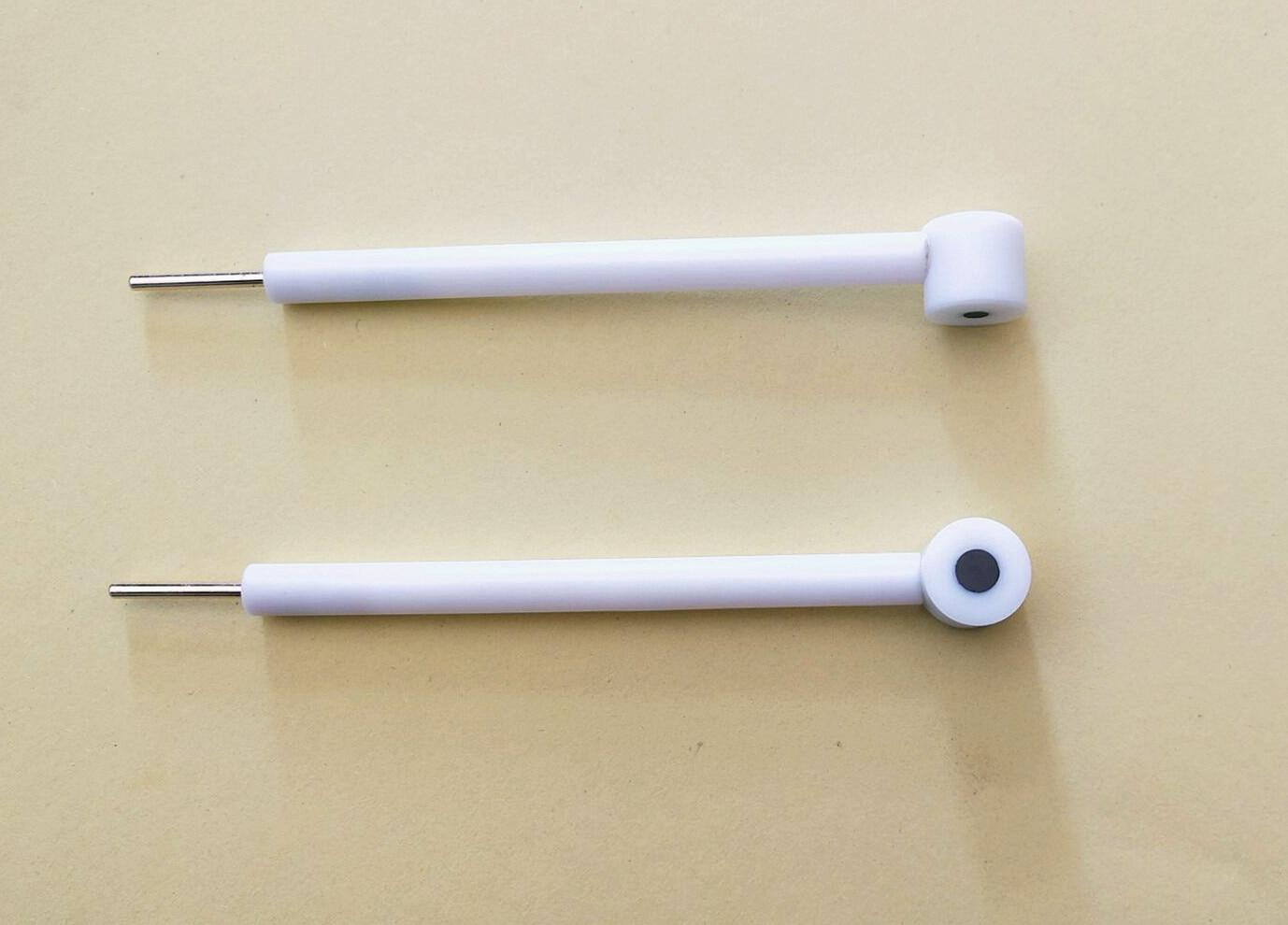 Elétrodo de Carbono Vidrado tipo l 3mm – 4mm 5mm