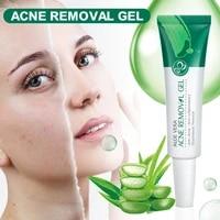 laikou acne treatment gel aloe anti acne scar face cream shrink pore moisturizing oil control soothing whitening serum skin care
